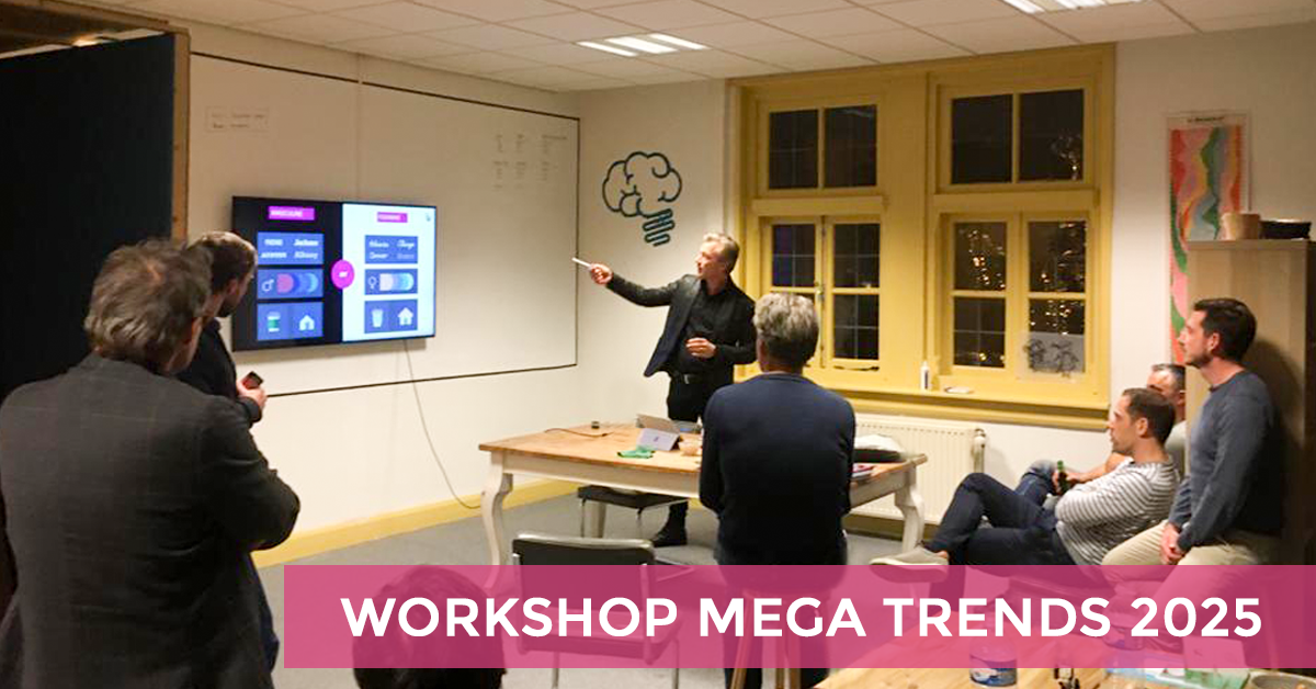 Workshop 'Future proof your brand' faciliteren